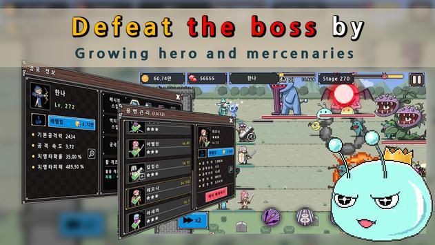 Dot Heroes III - Keep the Castle captura de pantalla 2