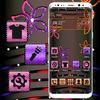 Glitter Flower Launcher Theme 图标