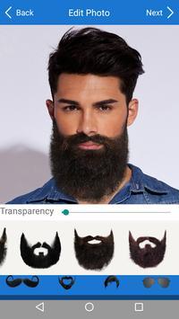 Beard Boys Photo Editor ảnh chụp màn hình 1