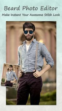 Beard Boys Photo Editor ảnh chụp màn hình 3