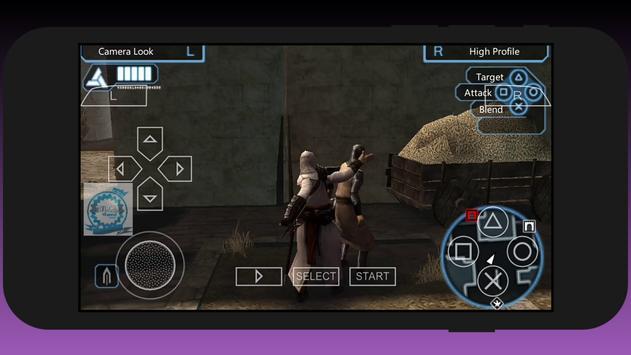 PSP Emulator 2019 Pro For Android Phone screenshot 2