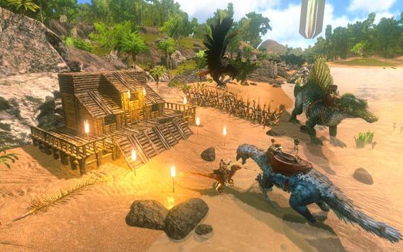 ARK: Survival Evolved captura de pantalla 10