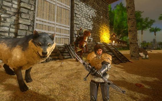 ARK: Survival Evolved تصوير الشاشة 17