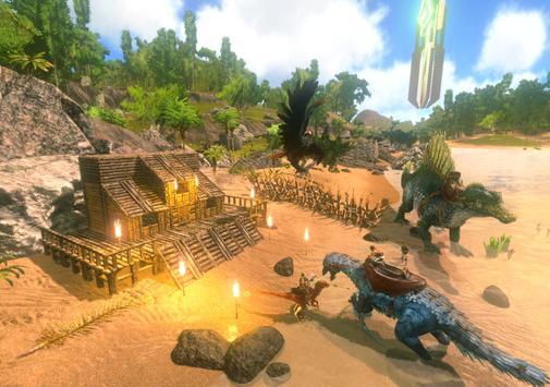 ARK: Survival Evolved captura de pantalla 5