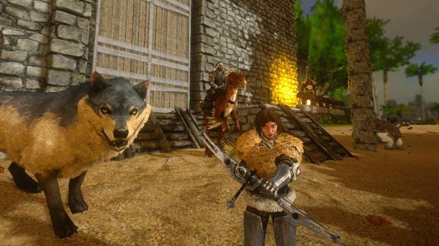 ARK: Survival Evolved تصوير الشاشة 5