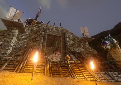 ARK: Survival Evolved captura de pantalla 9