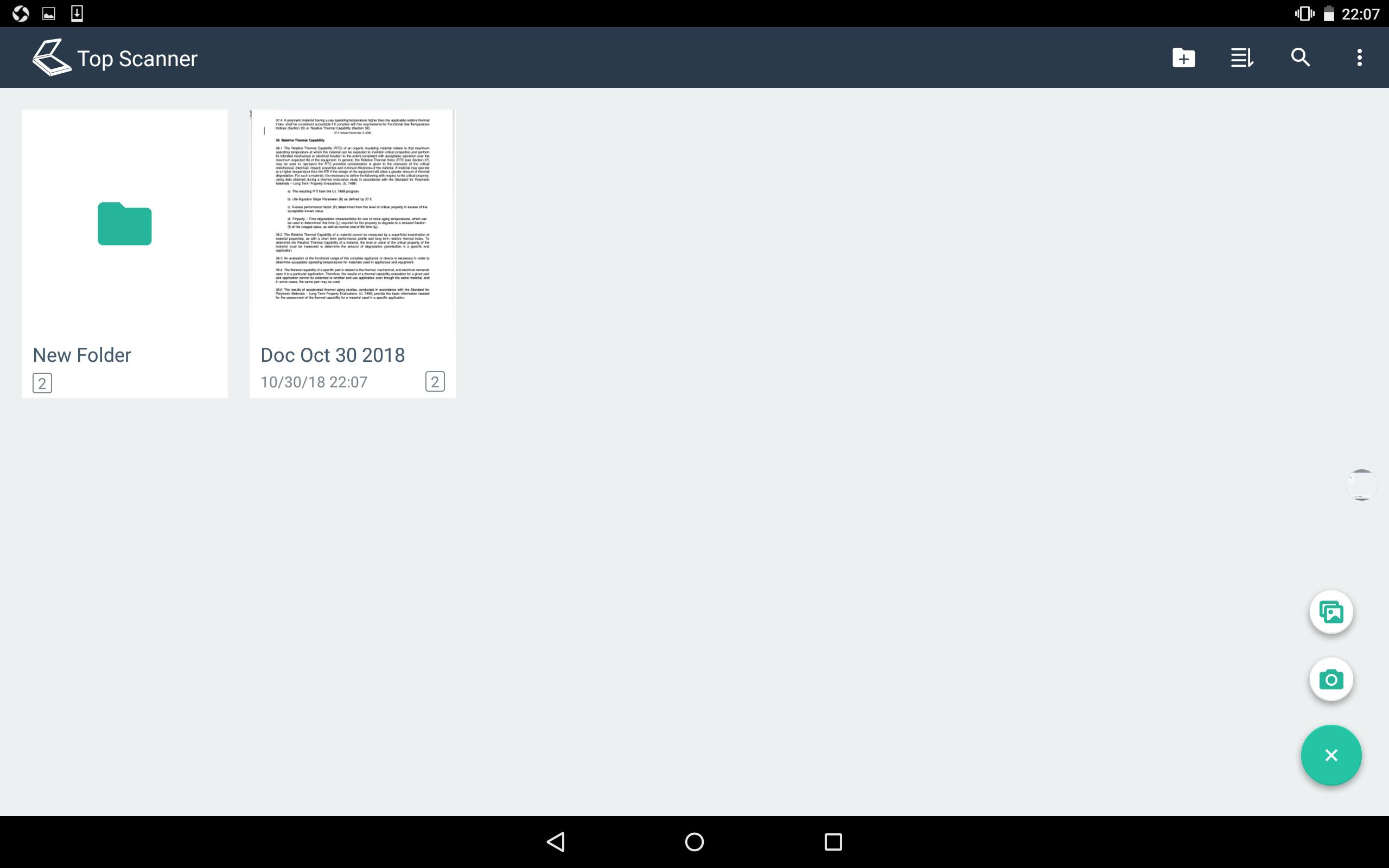 Top Scanner for Android - APK Download