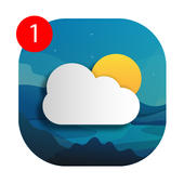 Weather Forecast - Clock and Widget 2019 icon
