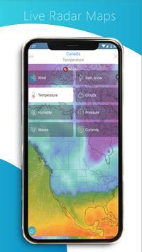 Weather Forecast - Clock and Widget 2019 screenshot 4