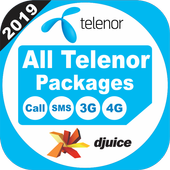 All Telenor Network Packages 2019 icon