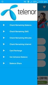 All Telenor Network Packages 2019 screenshot 2