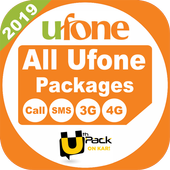 All Ufone Network Packages 2019 icon