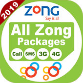 All Zong Network Packages 2019 icon