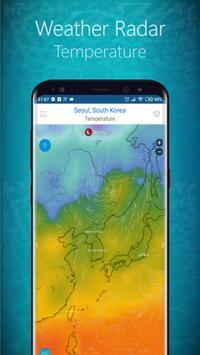 Weather Forecast app - Live Radar Maps screenshot 1