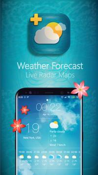 Weather Forecast app - Live Radar Maps screenshot 5