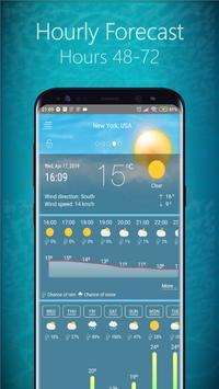 Weather Forecast app - Live Radar Maps screenshot 8