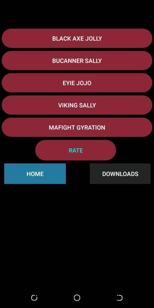 Nigeria Cult Songs for Android - APK Download