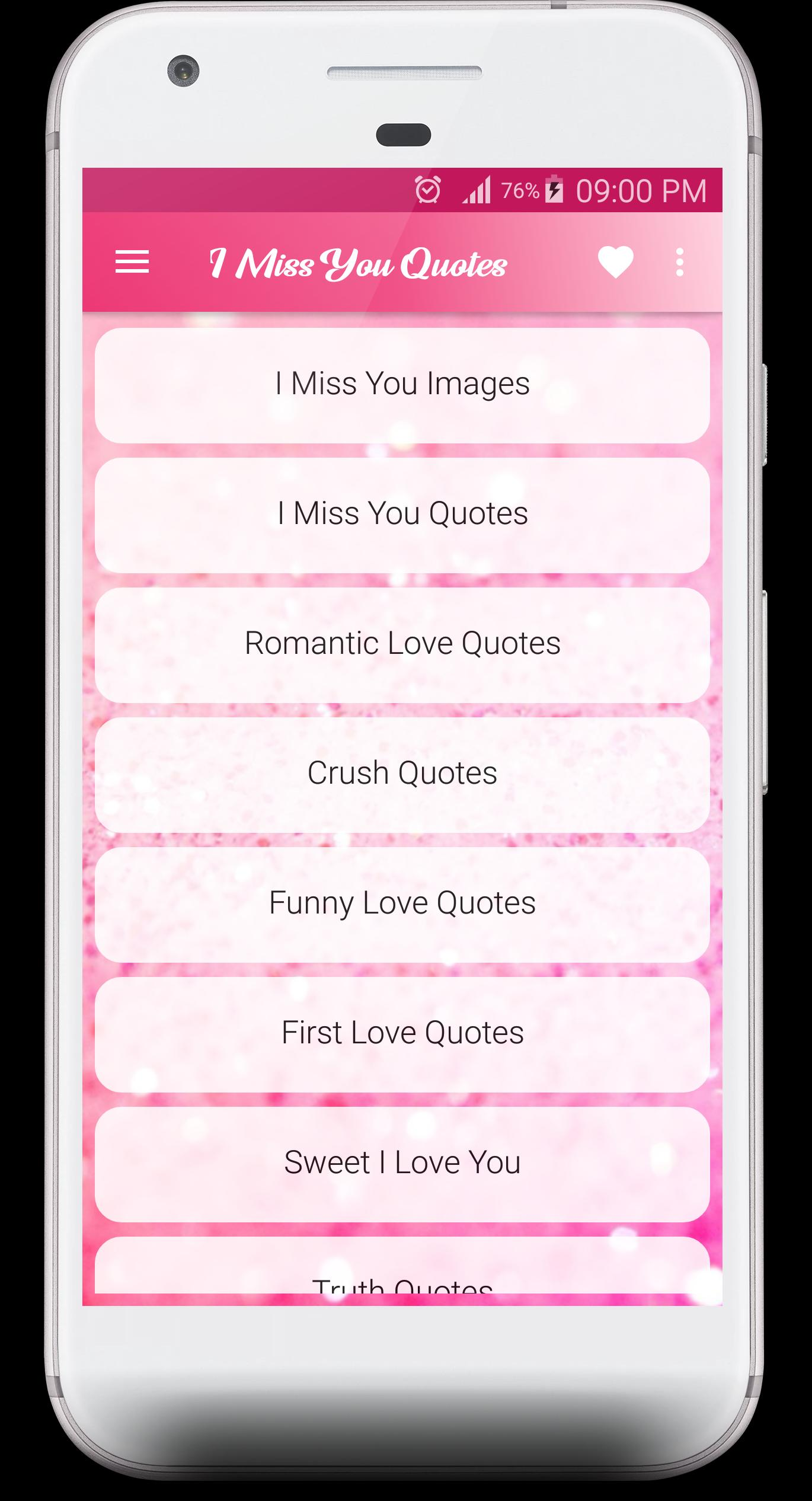 I Miss You For Android Apk Download