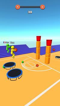Jump Dunk 3D 海报