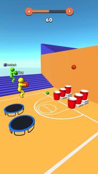 Jump Dunk 3D 截图 1