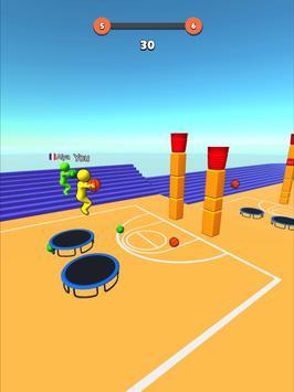 Jump Dunk 3D 截图 4