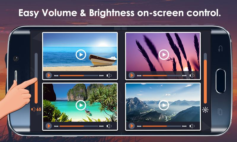 Multi Screen Video Player for Android - APK Download