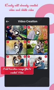 Photo To Video Maker With Songs & Music screenshot 3