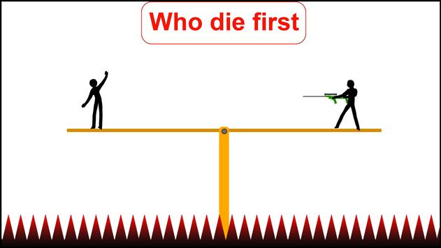 Who Dies First poster