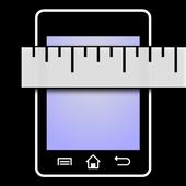 Screen Size / DPI and Dev Info icon