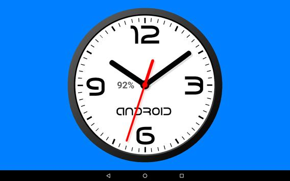 13263d12d Analog Clock Widget Plus Size-7 for Android - APK Download