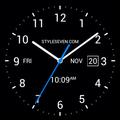 Analog Clock Live Wallpaper-7 PRO