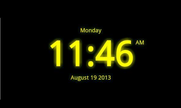 754797a9d Digital Clock Live Wallpaper-7 for Android - APK Download