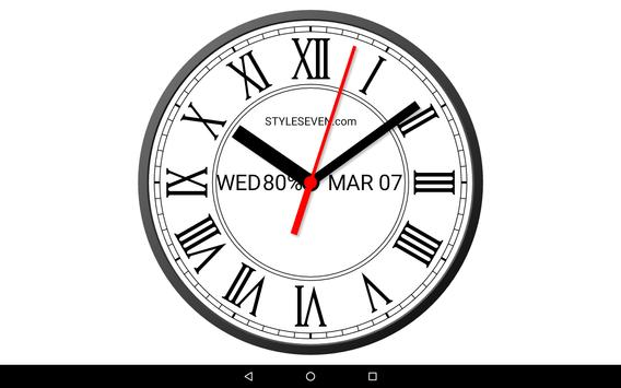 882614259 Roman Analog Clock Live Wallpaper-7 for Android - APK Download