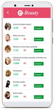 e-Beauty Pro screenshot 2