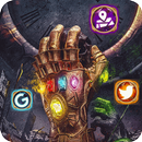 Cool, Thanos, Rising Themes & Wallpapers APK