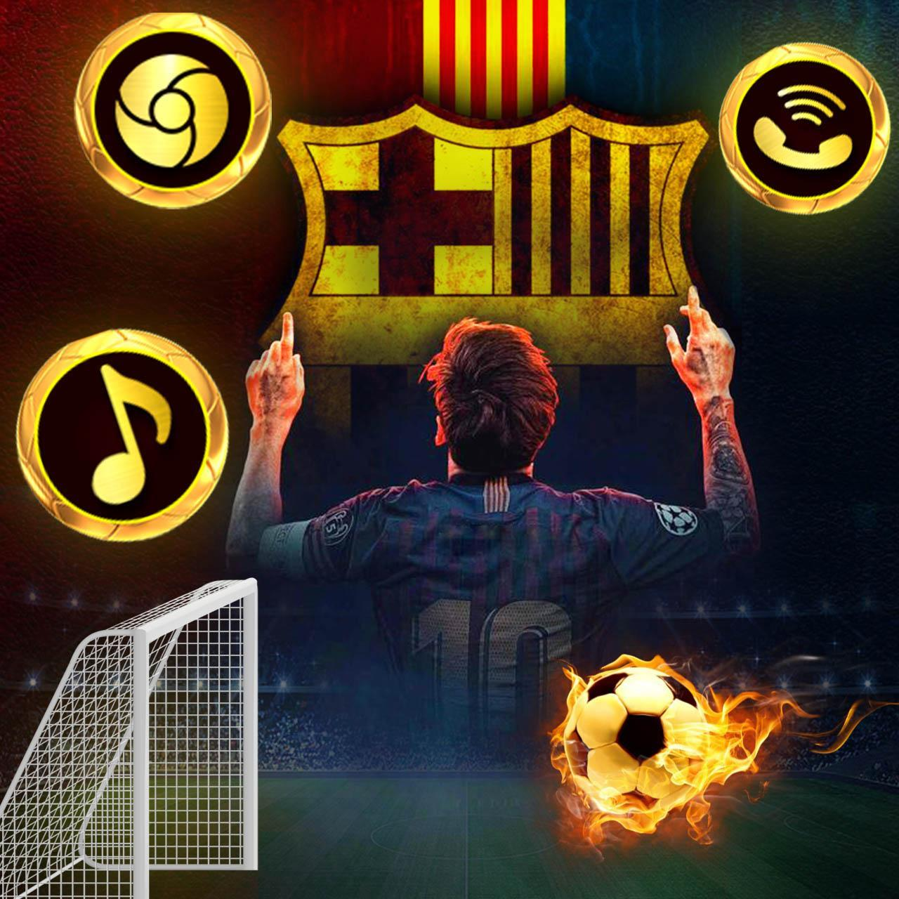 Football For Barcelona Themes & Wallpapers For Android