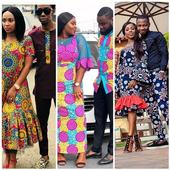 STYLISH AFRICAN COUPLES STYLES icon