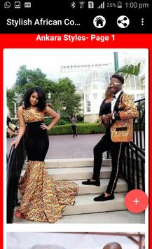 STYLISH AFRICAN COUPLES STYLES screenshot 10