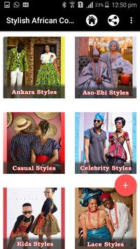STYLISH AFRICAN COUPLES STYLES screenshot 2