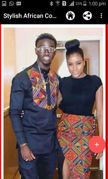 STYLISH AFRICAN COUPLES STYLES screenshot 4