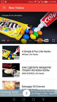 Life Hacks Videos poster