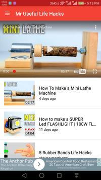 Life Hacks Videos screenshot 1