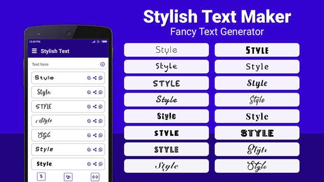 text stylish pro screenshot 7