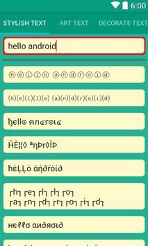 text stylish pro screenshot 1