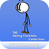 Walkthrough Henry Stickmin: completing The Mission icon