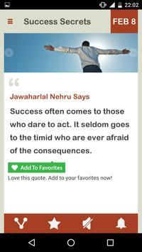 Success Secrets Daily imagem de tela 6