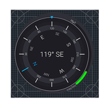 Compass Sensor with Smart Digital Compass Android