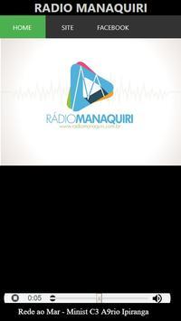Rádio Manaquiri poster