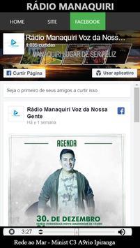 Rádio Manaquiri screenshot 2