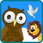 Learning Birds & Animals Book icon